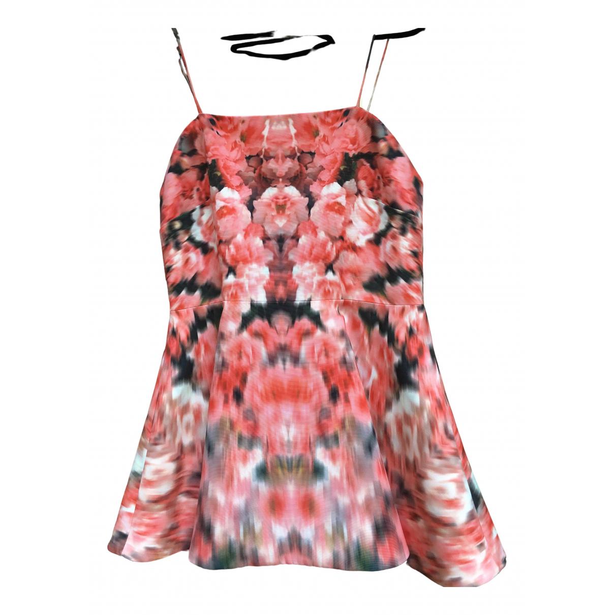 Finders Keepers \N Kleid in  Rosa Polyester