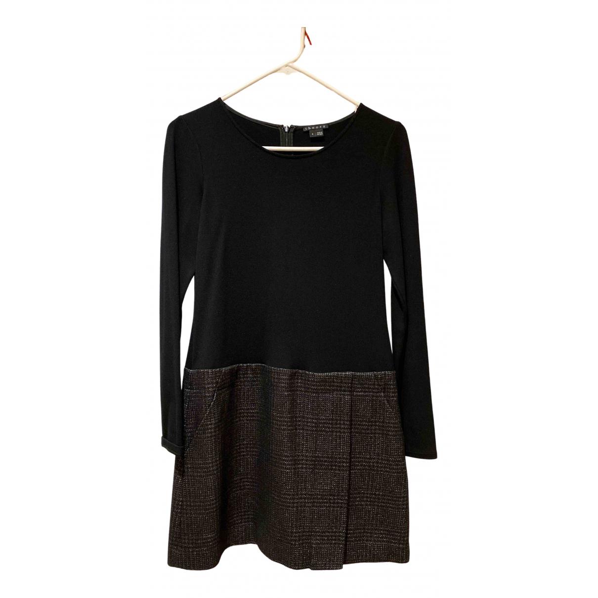 Mini vestido Theory