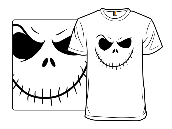 Jack Skellington T Shirt