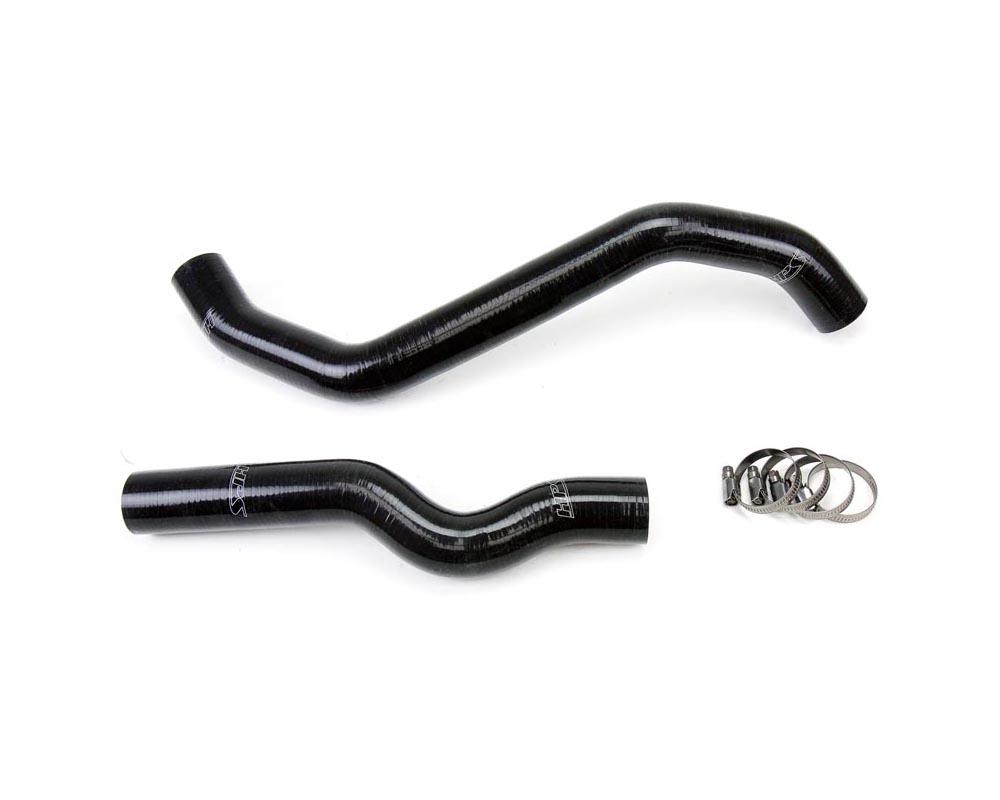 HPS Black Reinforced Silicone Radiator Hose Kit Coolant for Infiniti 06-09 M35 3.5L V6