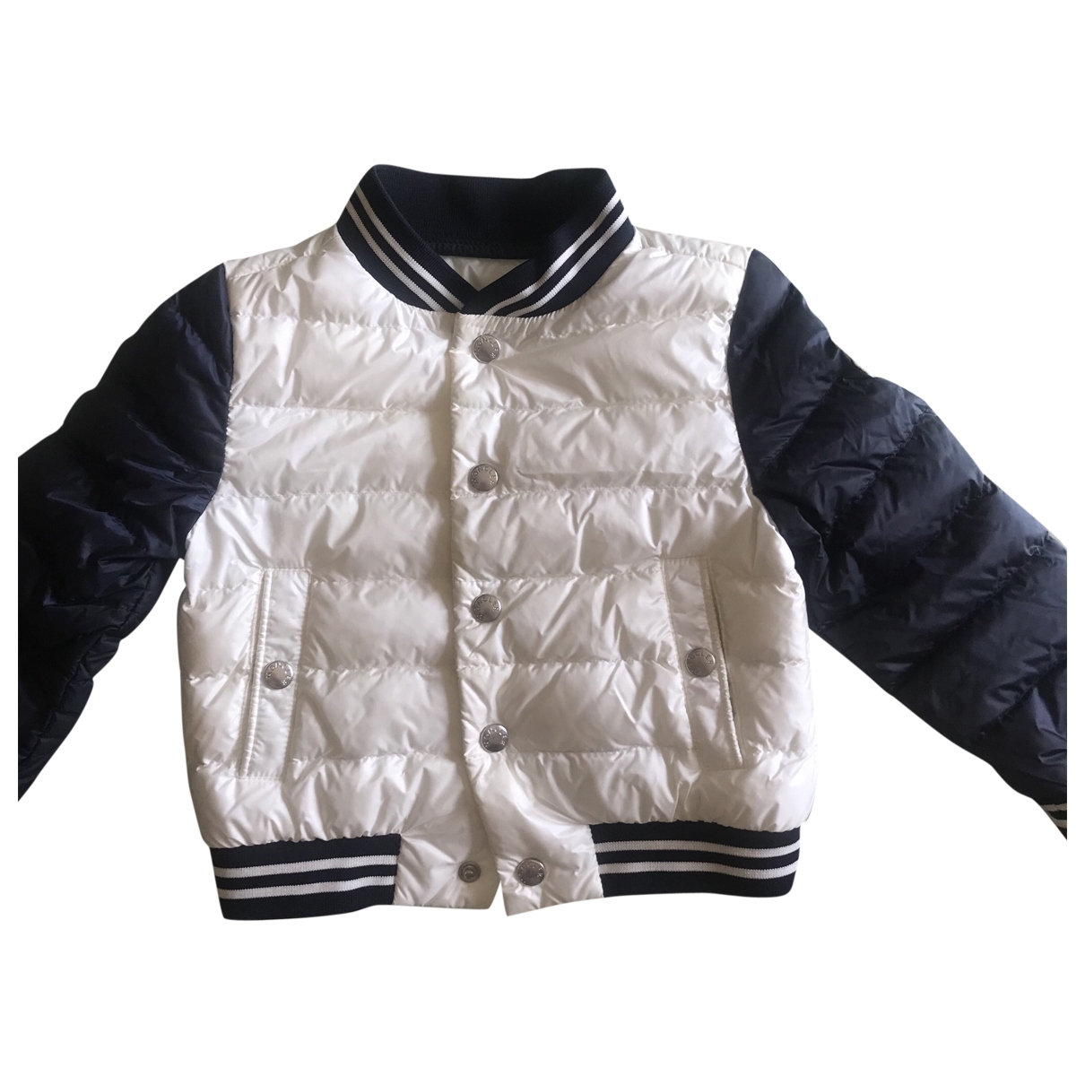 Moncler Hood Jacke, Maentel in Polyester