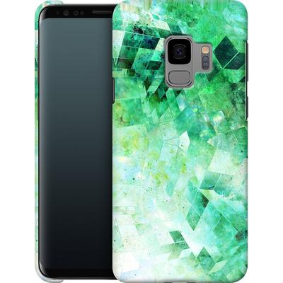 Samsung Galaxy S9 Smartphone Huelle - Occult Galaxy Structure von Barruf