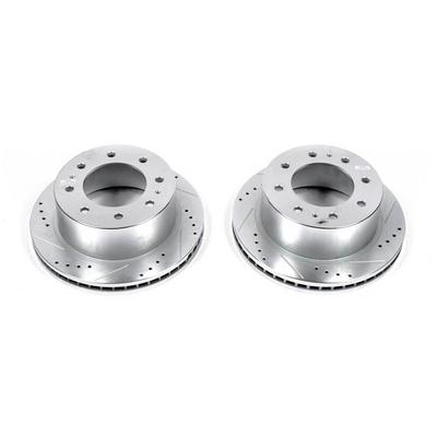 Power Stop Drilled And Slotted Brake Rotor - AR82155XPR