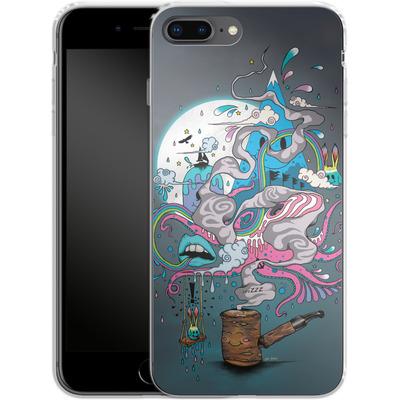 Apple iPhone 7 Plus Silikon Handyhuelle - Pipe Dreams von Mat Miller