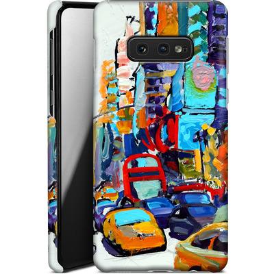 Samsung Galaxy S10e Smartphone Huelle - Busboys Lament von Tom Christopher