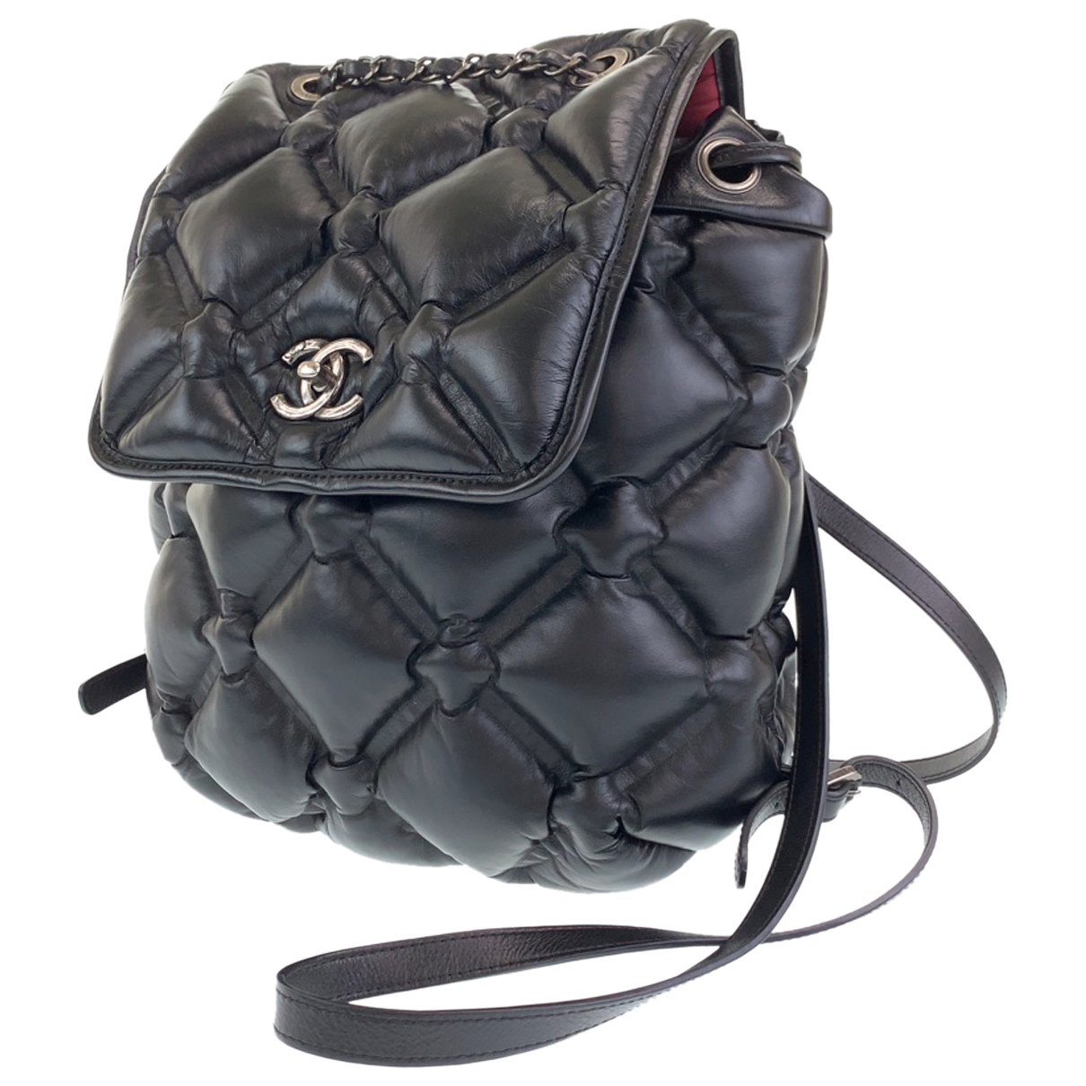 Chanel \N Rucksaecke in Leder