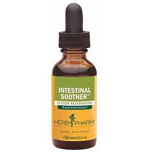 Intestinal Soother 1 oz by Herb Pharm