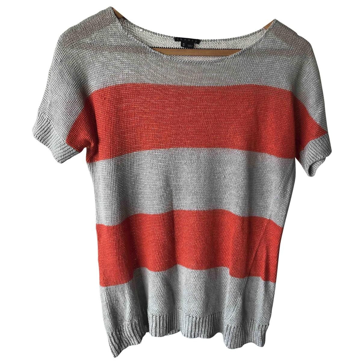 Theory \N Grey Linen Knitwear for Women M International