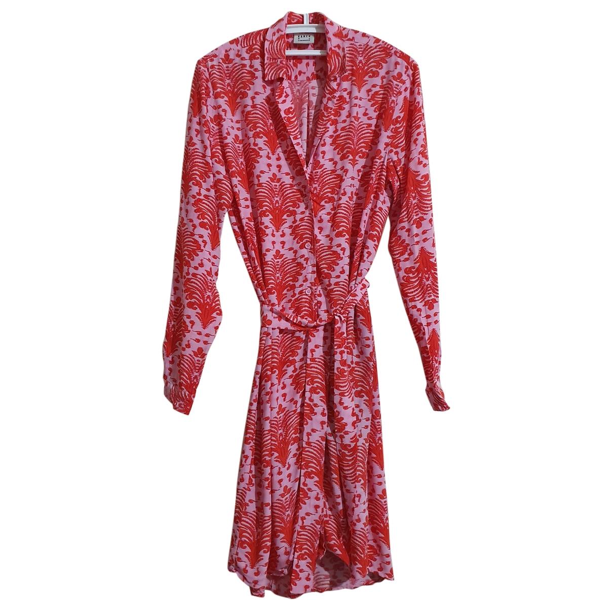 Karen B Y Simonsen \N Kleid in  Bunt Baumwolle