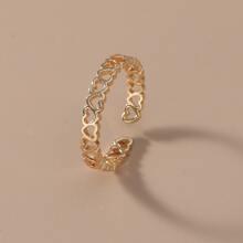 Heart Design Ring