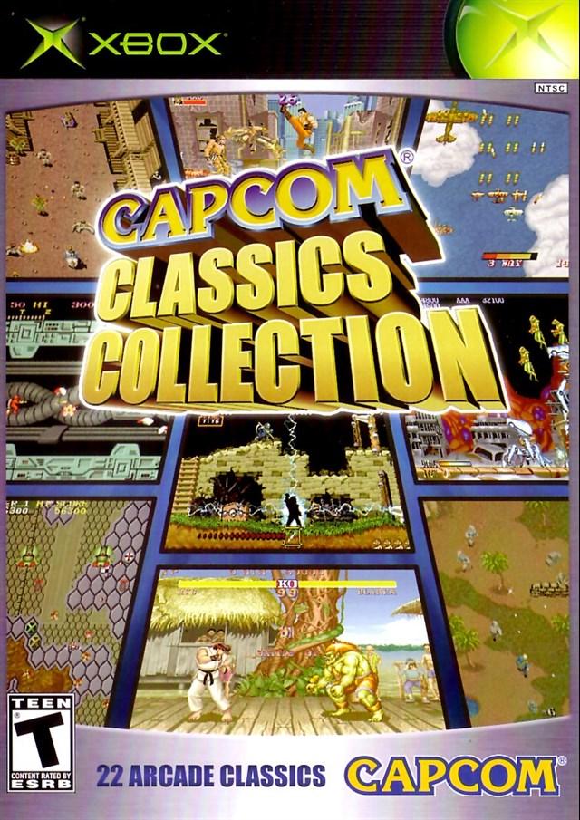 Capcom Classics Collection