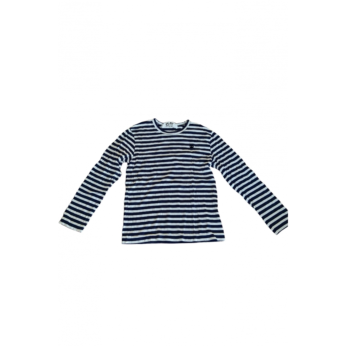 Comme Des Garcons \N Blue Cotton Knitwear for Women S International