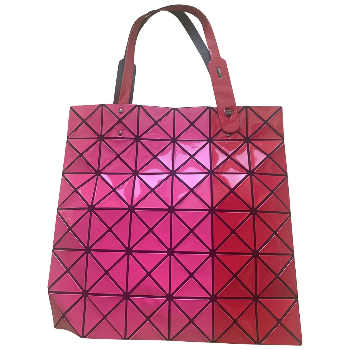 Issey Miyake \N Pink handbag for Women \N