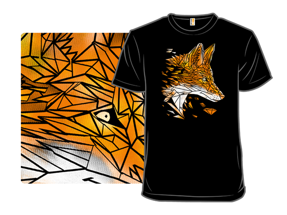 Foxy Diamond T Shirt