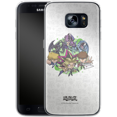 Samsung Galaxy S7 Silikon Handyhuelle - Yu-Gi-Oh! SD Group 1 von Yu-Gi-Oh!