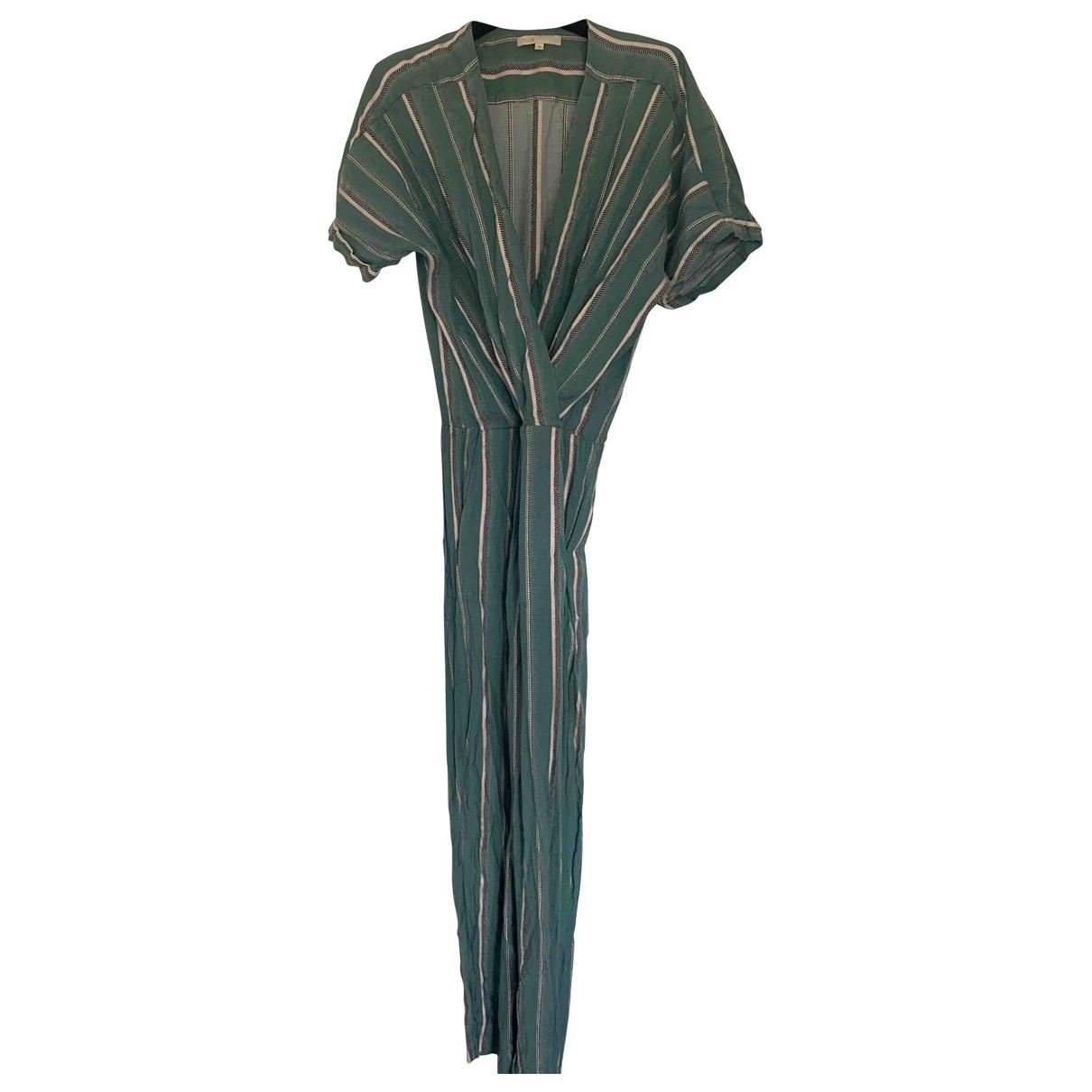 Maje \N Cotton jumpsuit for Women 36 FR