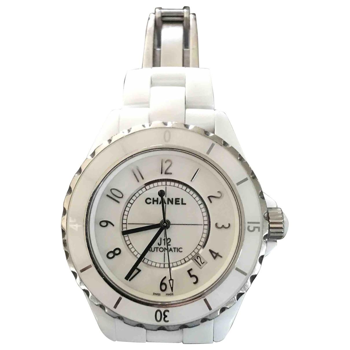 Reloj J12 Automatique Chanel