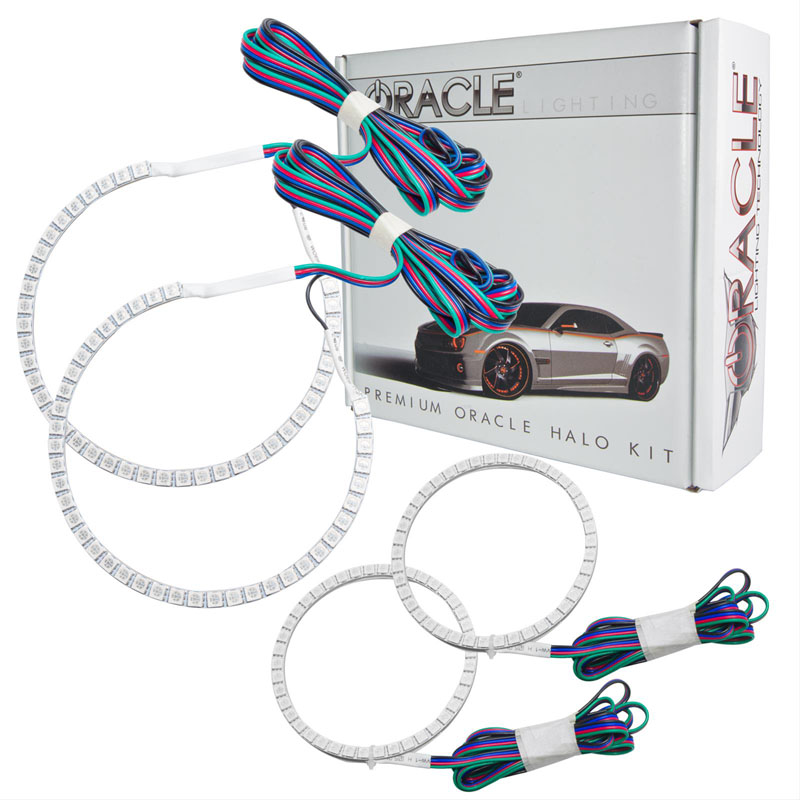 Oracle Lighting 2686-330 Hyundai Genesis 2009-2010 ORACLE ColorSHIFT Halo Kit
