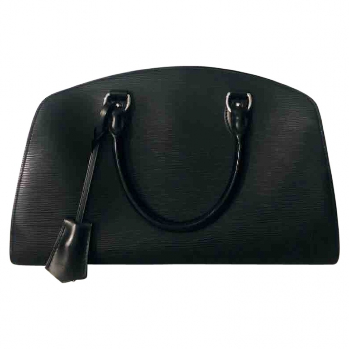Louis Vuitton Pont Neuf Black Leather handbag for Women \N