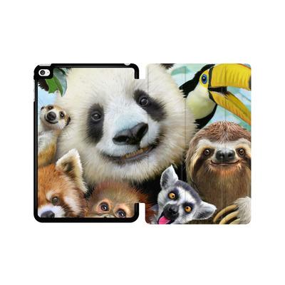 Apple iPad mini 4 Tablet Smart Case - Zoo Selfie von Howard Robinson