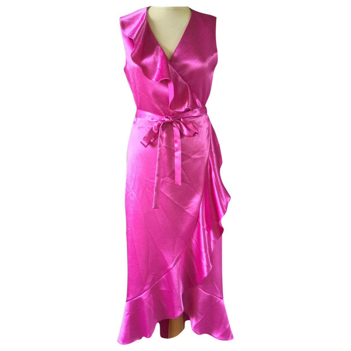 Maje - Robe   pour femme - rose