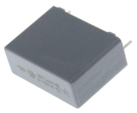 Vishay 220nF Polypropylene Capacitor PP 440V ac ±20% Tolerance Through Hole MKP 338 Series (5)