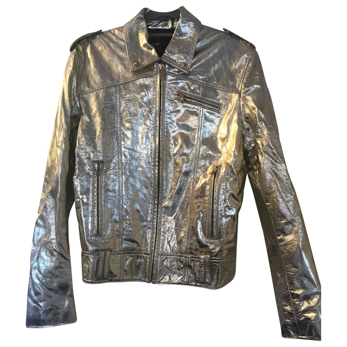 Versus N Gold jacket  for Men 46 IT