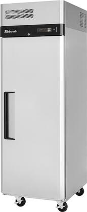 M3F19-1-N 26 M3 Series Solid Door Reach-In Top Mount Freezer with 18.44 cu. ft. Capacity  Self-Cleaning Condenser and Hydrocarbon Refrigerants in