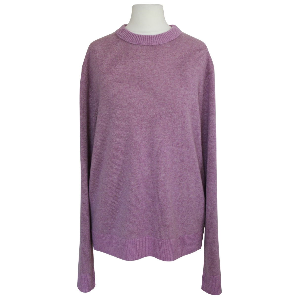Acne Studios \N Purple Cashmere Knitwear for Women S International