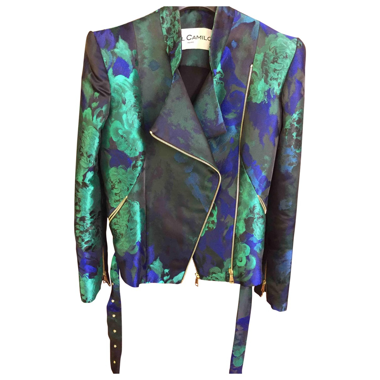 Non Signé / Unsigned \N jacket for Women 40 IT