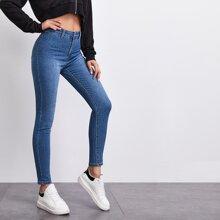 High Stretch Skinny Jeans