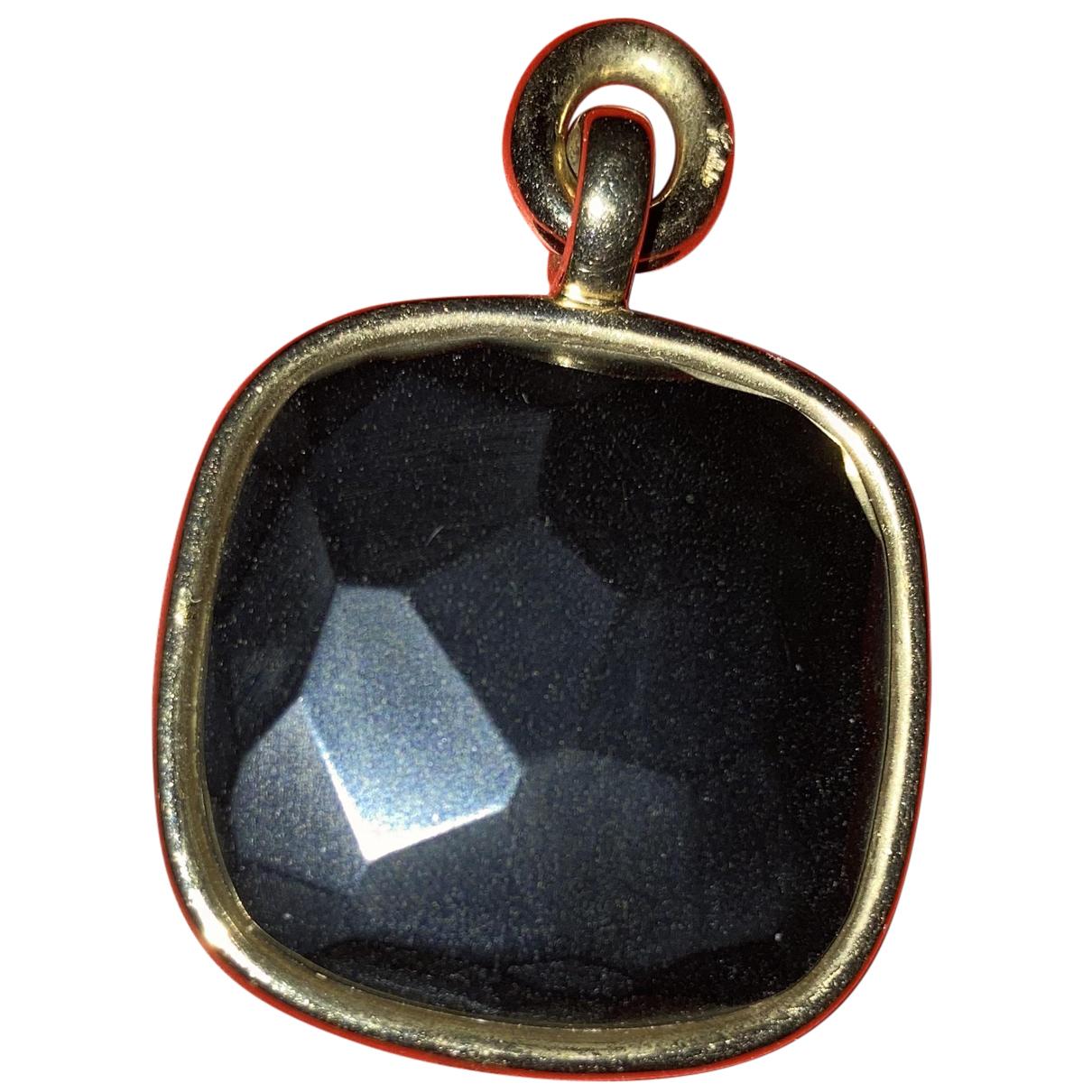Pomellato - Pendentif Victoria pour femme en or rose - noir
