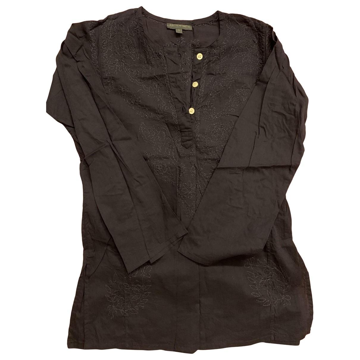 Antik Batik \N Navy Cotton  top for Women S International