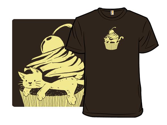 Cupcat Cutecake T Shirt