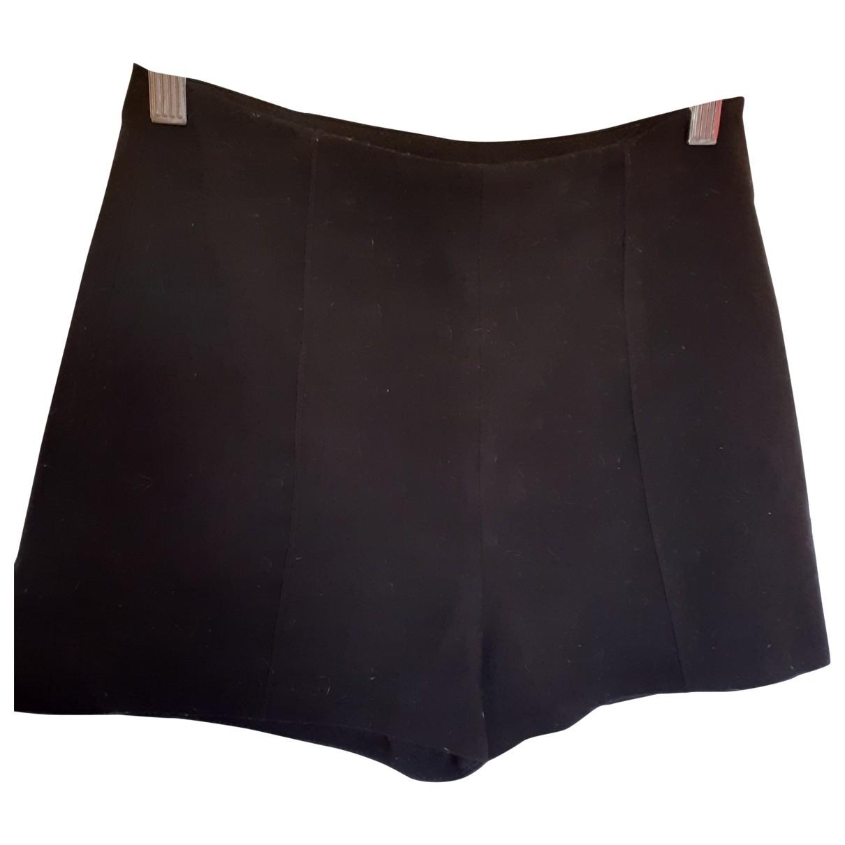 Zara N Black Trousers for Women 34 FR