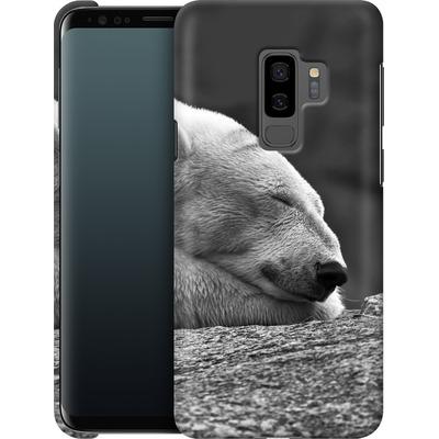 Samsung Galaxy S9 Plus Smartphone Huelle - Polar Bear von caseable Designs