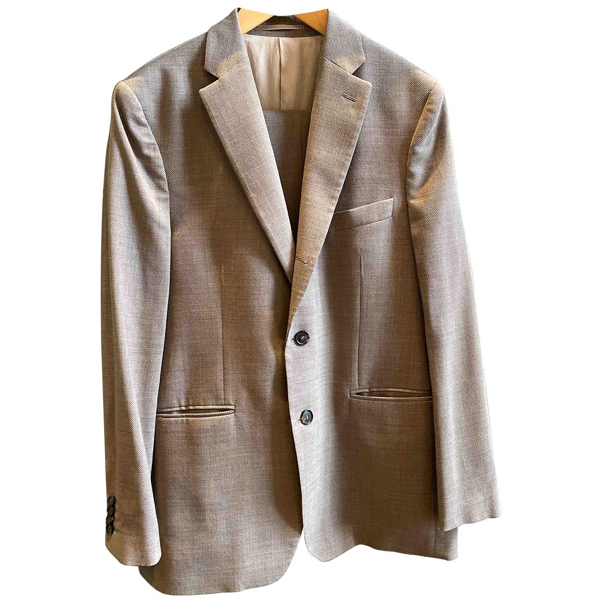 Acne Studios \N Grey Wool Suits for Men 50 IT