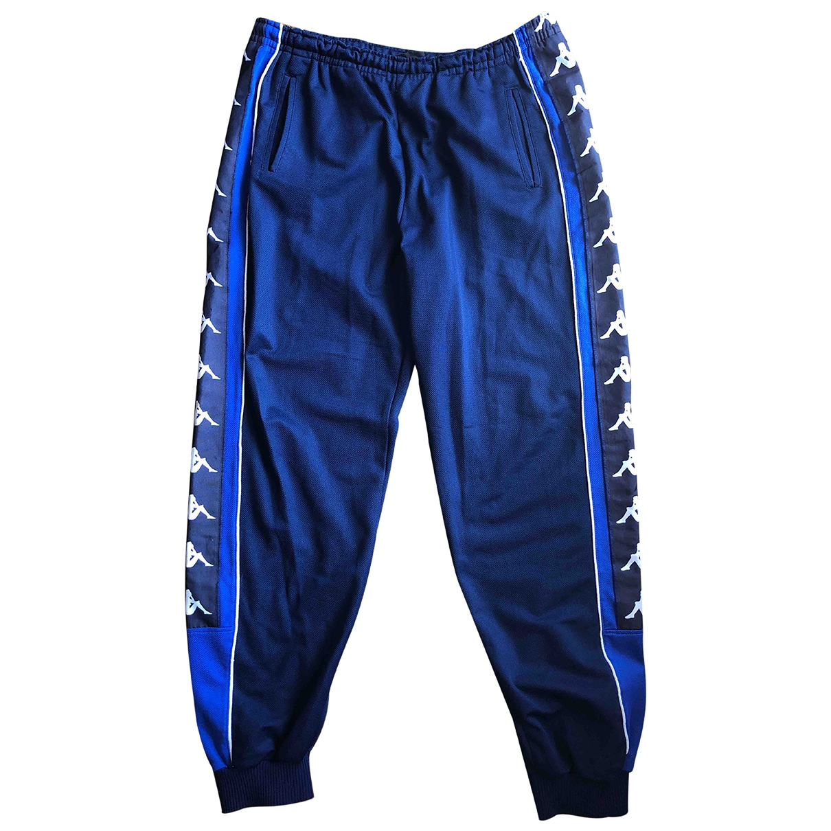 Kappa \N Multicolour Trousers for Men XXL International