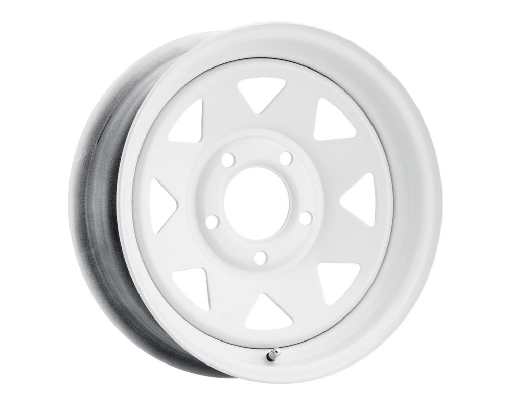 Vision Steel Mod Trailer Silver Wheel 16x6 8x165.1 0
