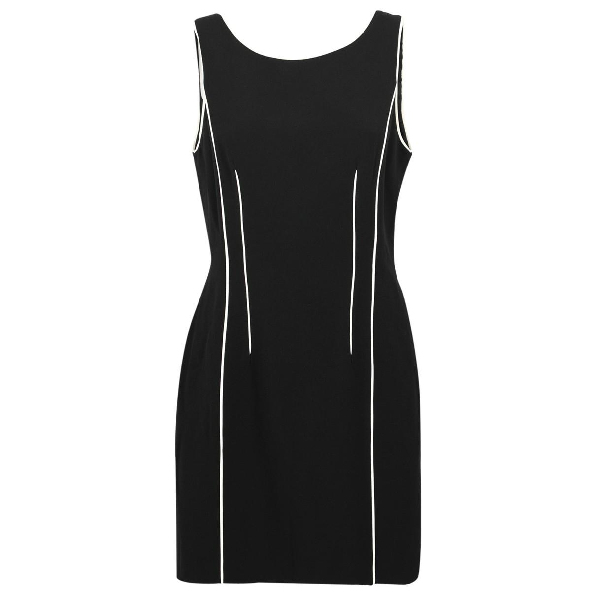 Moschino \N Black dress for Women 46 IT