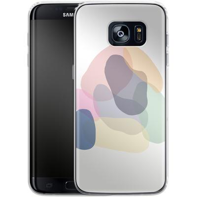 Samsung Galaxy S7 Edge Silikon Handyhuelle - Colour Studies von Lucy Bohr