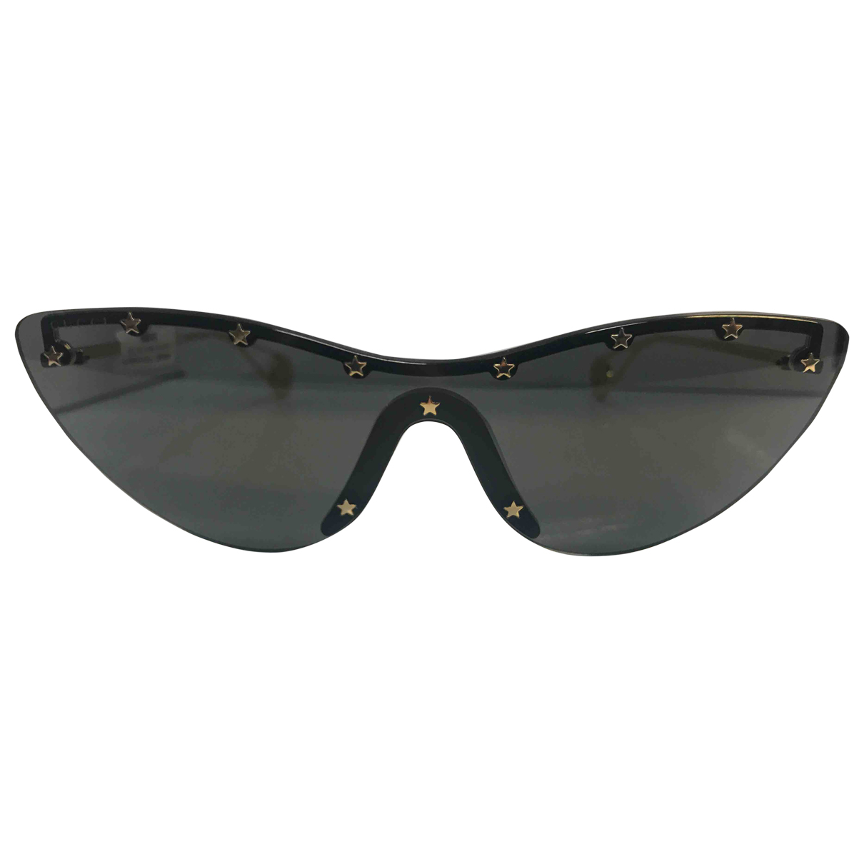 Gucci N Black Metal Sunglasses for Women N