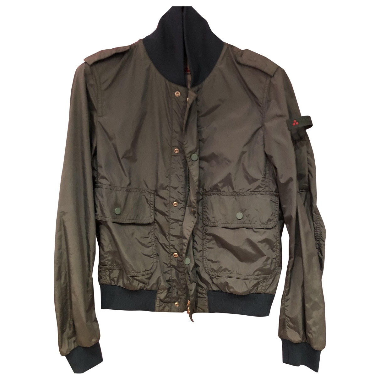 Peuterey \N Green jacket & coat for Kids 12 years - XS UK