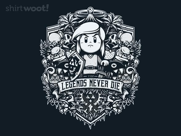 Legendary T Shirt