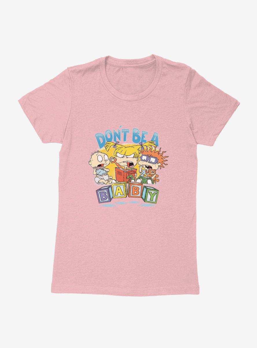 Rugrats Reptar Storytime Womens T-Shirt