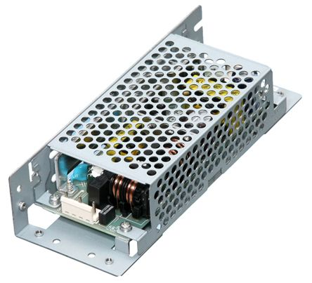 Cosel , 52.8W Switching Power Supply, 48V dc, Enclosed