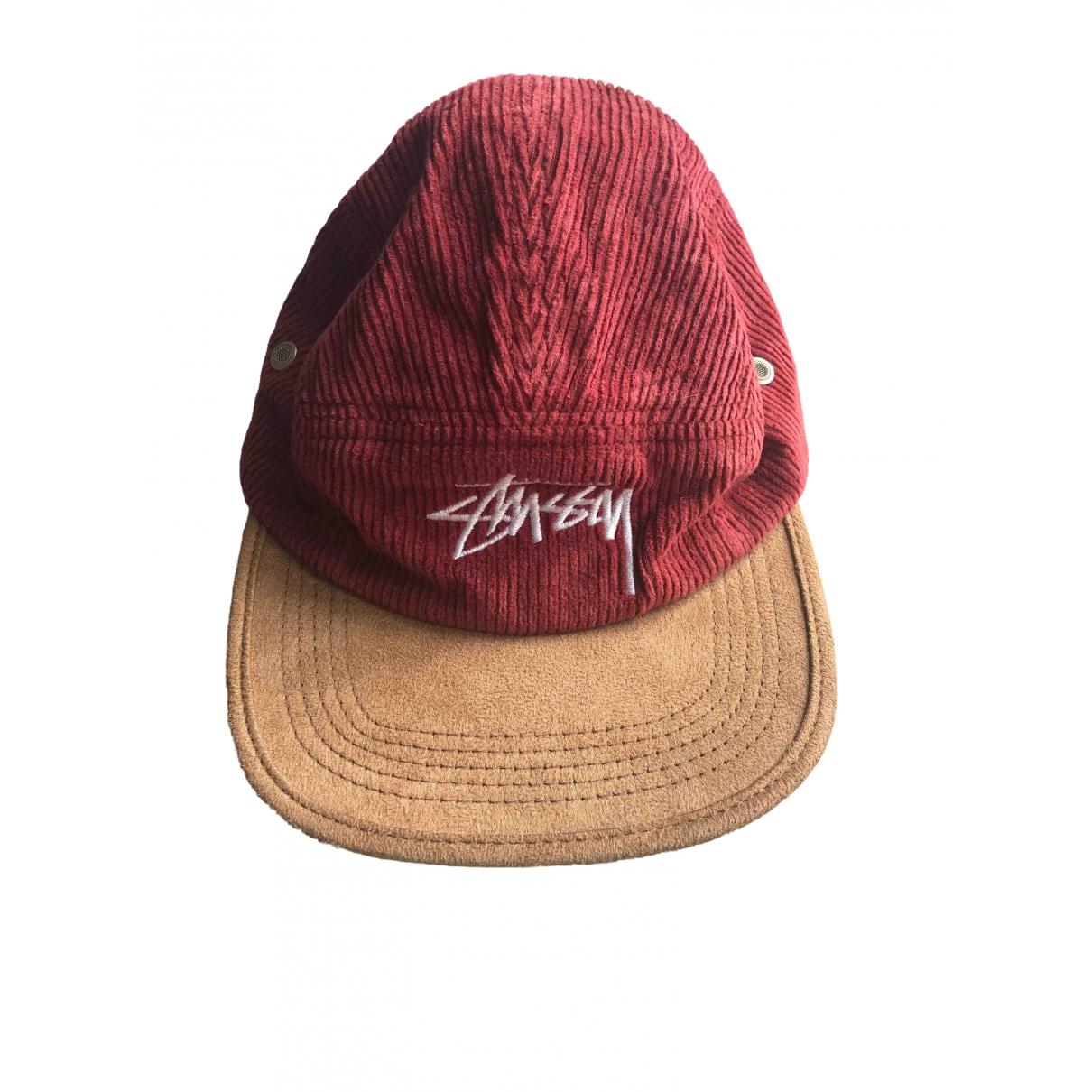 Sombrero / gorro de Lona Stussy