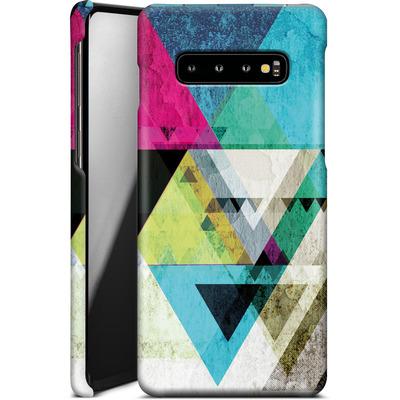 Samsung Galaxy S10 Plus Smartphone Huelle - Graphic 4x von Mareike Bohmer