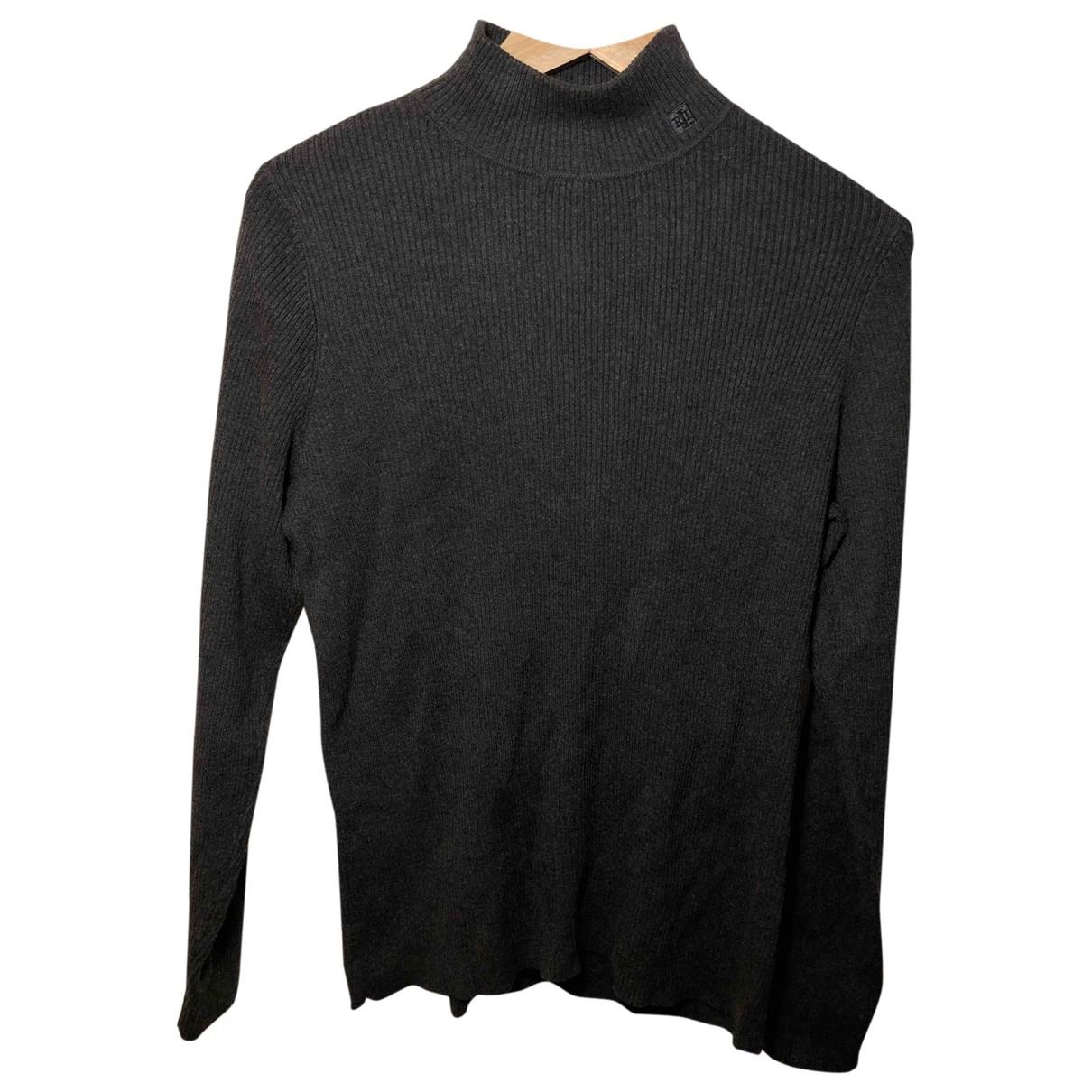 Lauren Ralph Lauren \N Pullover.Westen.Sweatshirts  in  Grau Baumwolle