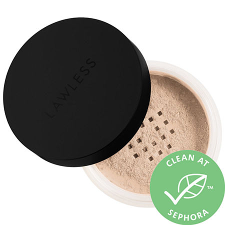 LAWLESS Seal The Deal Loose Setting Powder, One Size , Multiple Colors